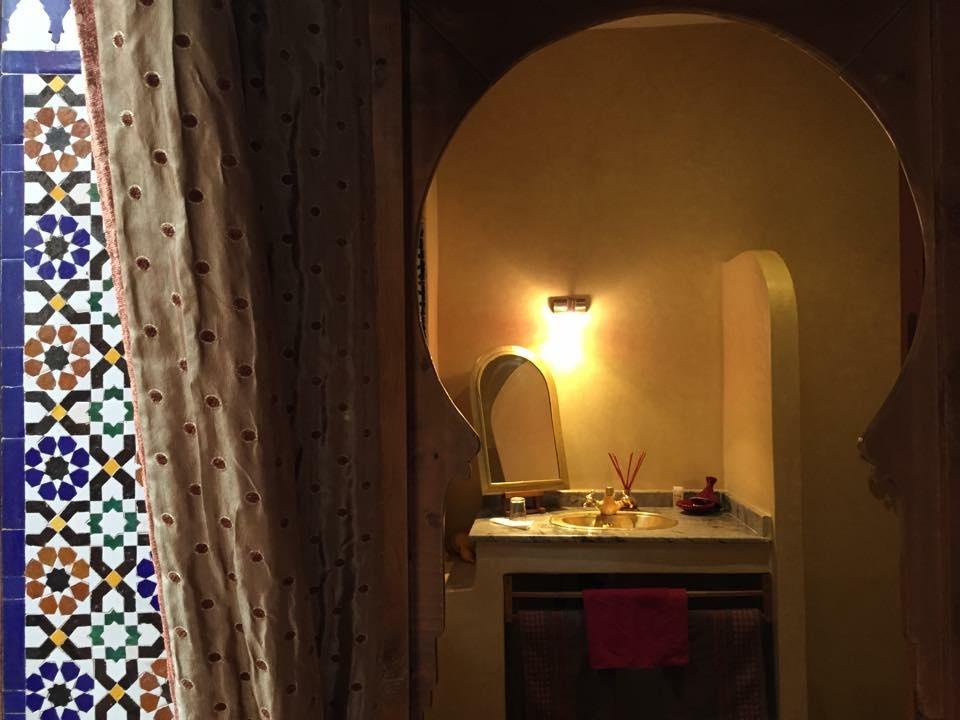 Salle de douche Sabah