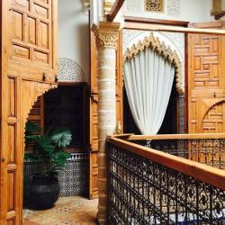 Entrée de la suite Oudayas
